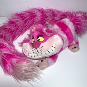 Long Tail Cheshire Cat Plush DISNEY